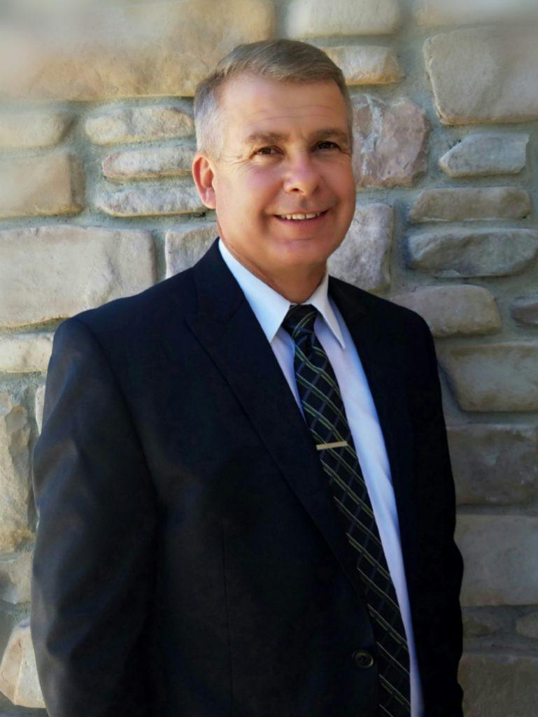 Mike Colson, Grantsville City Representative