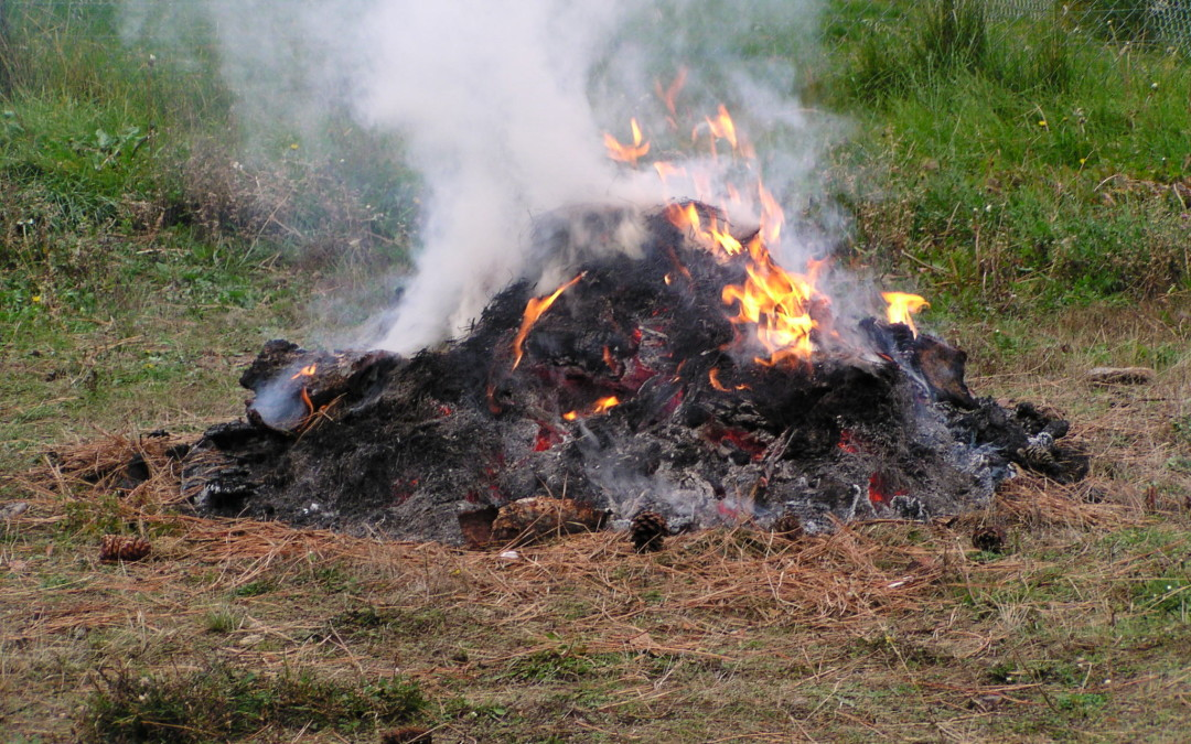 Regulations for Residential Open Burning and Permit Dates