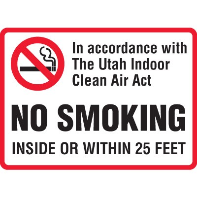 Utah Indoor Clean Air Act