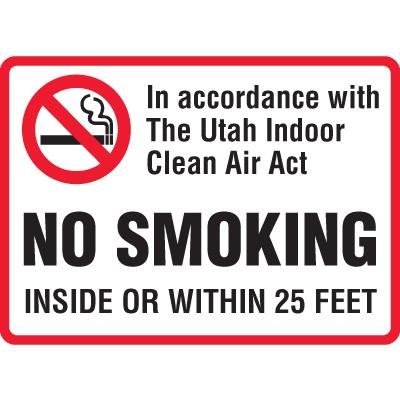 Utah Indoor Clean Air Act