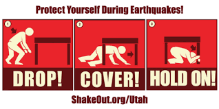 Be Ready Tooele for the Great Utah ShakeOut!!
